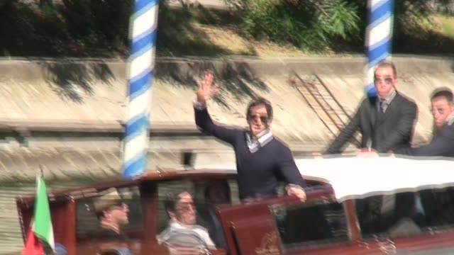adrien brody at the the 63rd international venice film festival in venice on september 2, 2006. - adrien brody stock videos & royalty-free footage