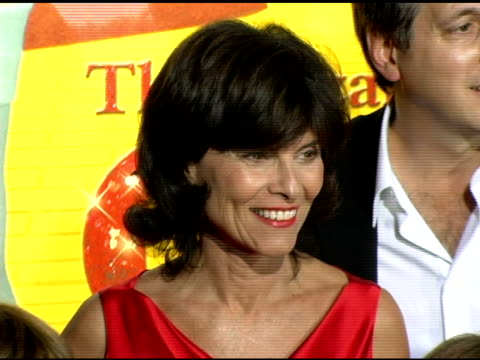 Adrienne Barbeau and family at the 'Wizard Of Oz' Ruby Red Slipper DVD Gala Screening arrivals at Academy of Motion Picture Arts Sciences in Beverly...
