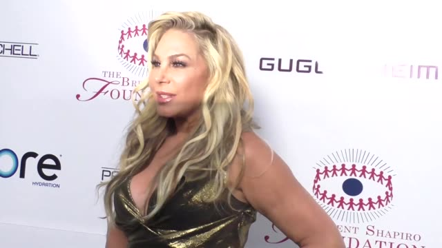 Adrienne Maloof at the Annual Summer Spectacular to Benefit the Brent Shapiro Foundation for Alcohol and Drug Prevention in Beverly Hills at...