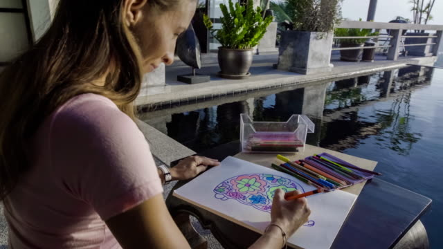 Adult Coloring Books 4K - Brief 603439111