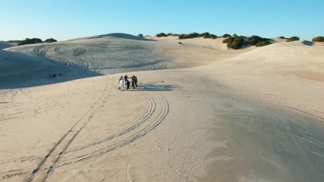 adventure goals - namibian desert stock videos and b-roll footage