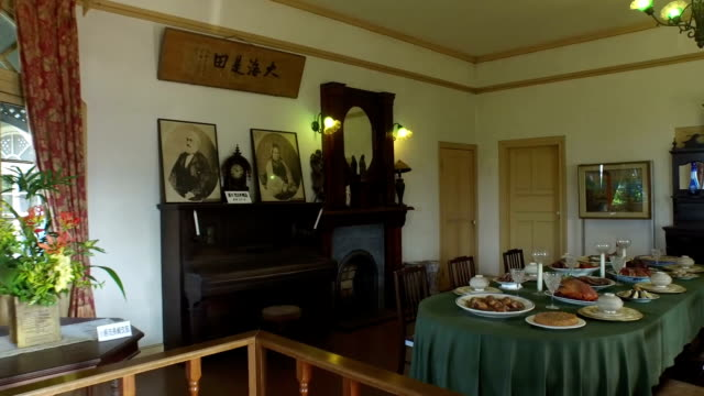 unesco advisory panel has recommended listing the sites of japan's meiji industrial revolution as a world heritage site the japanese cultural affairs... - 社会史点の映像素材/bロール