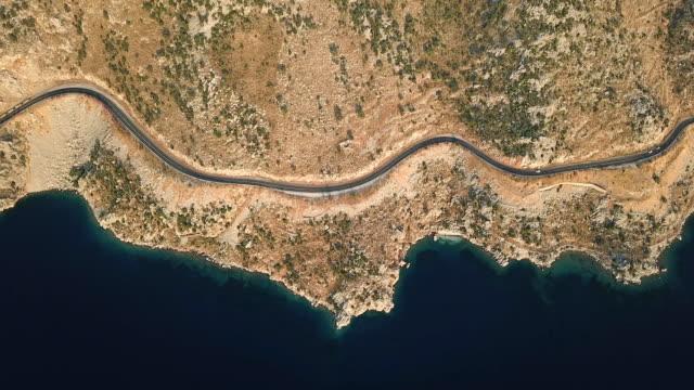 aegean coastline, selimiye in datca - mugla province stock videos & royalty-free footage