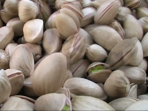 Aegina pistachio nuts