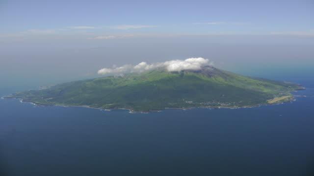 vidéos et rushes de aerial 4k shot over japan - part of a series