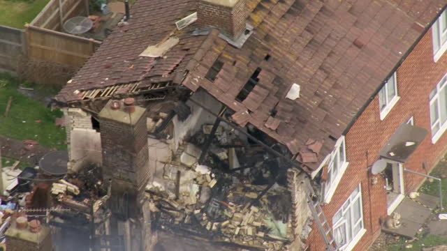 GBR: Seven people have been taken to hospital after a house explosion in Kent.