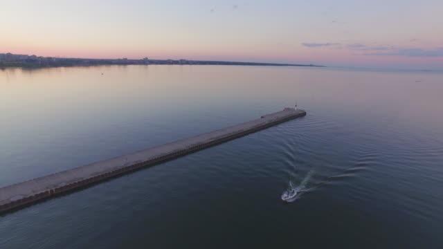 4K Aerial Canada: Lake Ontario