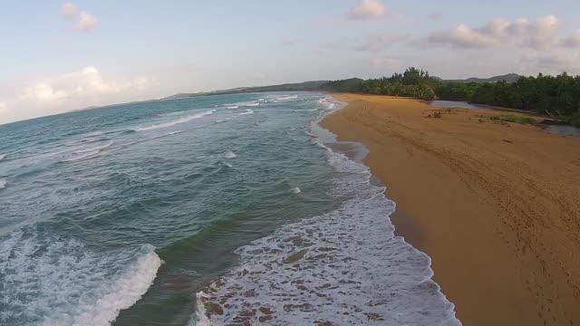 Aerial Coastline Tracking