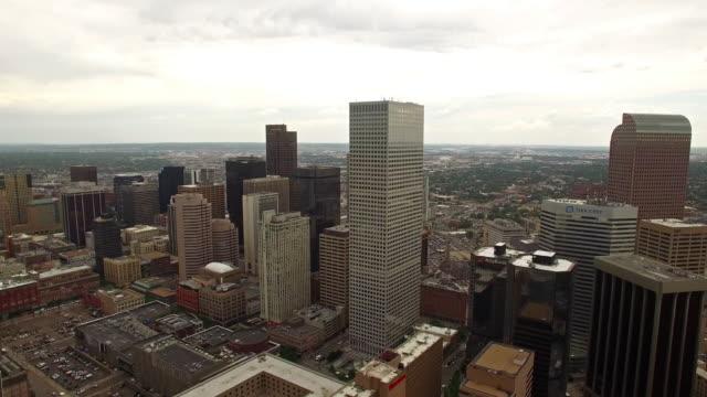 aerial colorado denver - denver stock videos and b-roll footage