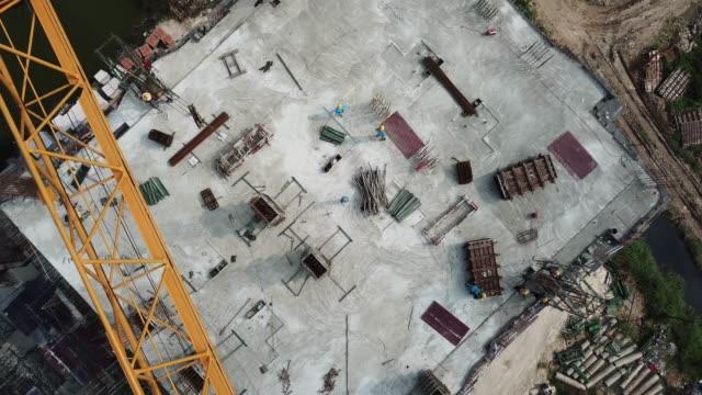 Aerial Baustelle