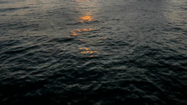 Aerial Drone Needles UK sea Helipad tourism sunset