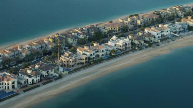 Aerial Dubai Palm Jumeirah Burj Al Arab luxury