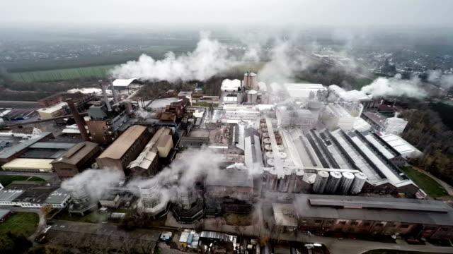 Aerial : Factory