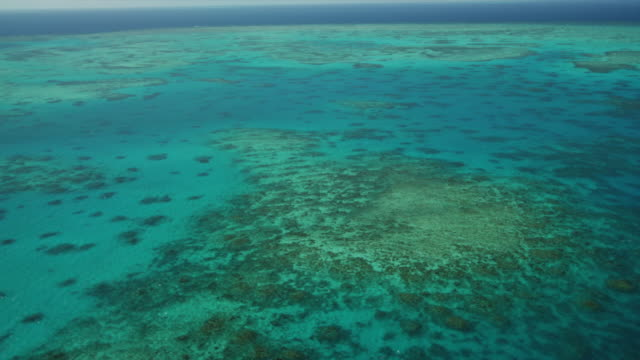 Aerial Footage of Great Barrier Reef