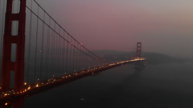80 Top Golden Gate At Night Video Clips & Footage - Getty Images
