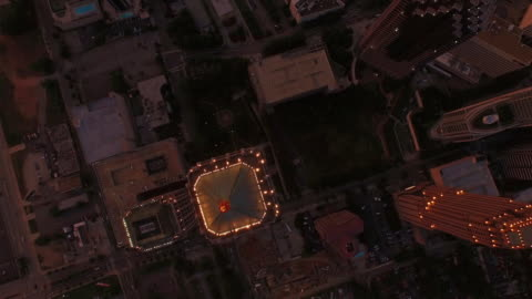 stockvideo's en b-roll-footage met luchtfoto georgia atlanta - antenne