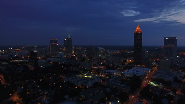 Luchtfoto Georgia Atlanta