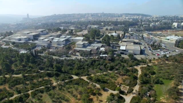 Aerial /Israel national Museum ,Jerusalem