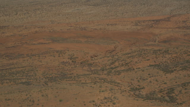 aerial landscape view of australian outback, nt - northern territory australia stock videos & royalty-free footage
