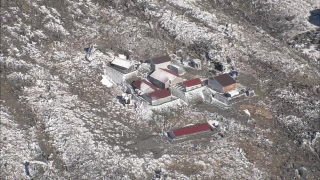 Aerial Mount Chokai