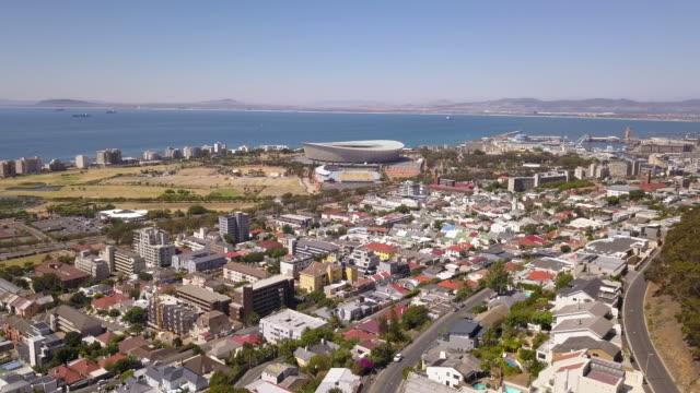 Luftaufnahmen von Cape Town, Südafrika