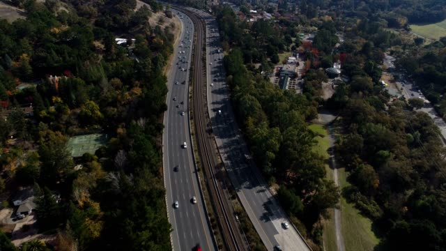 aerial of freeway - over 80 stock videos and b-roll footage
