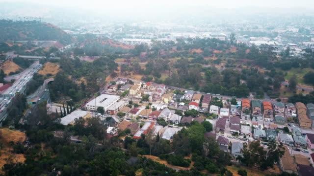 Aerial of Suburb