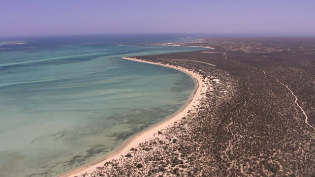 aerial over beach, coast and sea, madagascar - ecosystem stock videos & royalty-free footage
