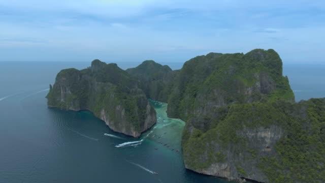 Aerial: Phi Phi Islands