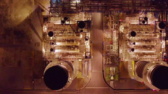 空中発電所 - ボング点の映像素材/bロール