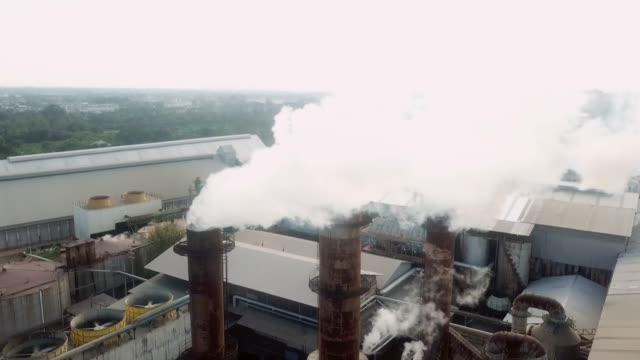 Luftbild Kraftwerk