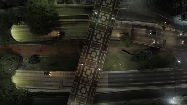 Aerial Sao Paulo