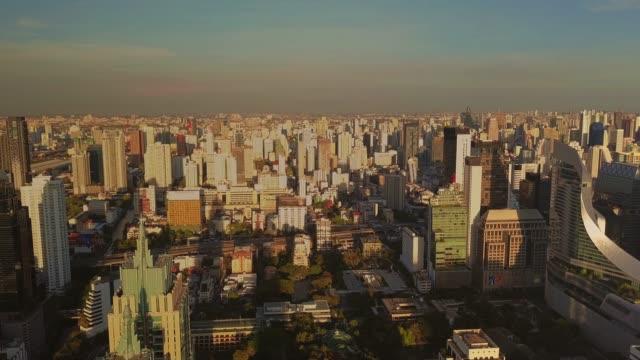 stockvideo's en b-roll-footage met luchtfoto van bangkok, thailand - bangkok