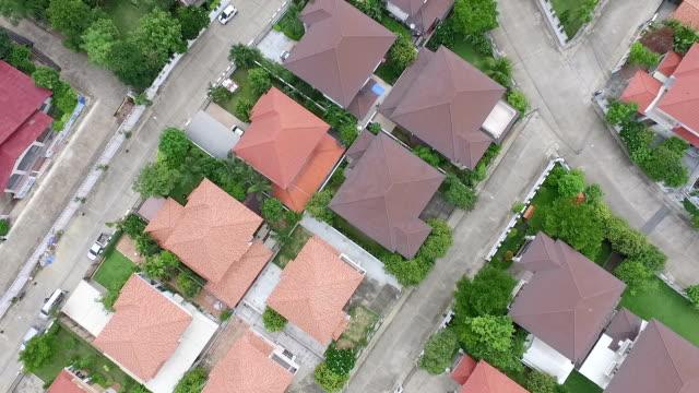 Veduta aerea di alloggio