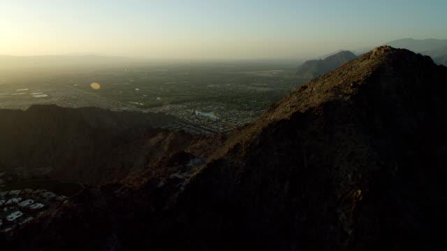Aerial Shot Of La Quinta California