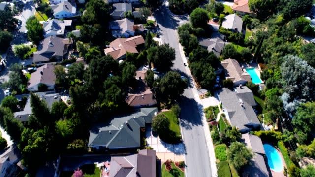 Luftaufnahme des südlichen Kalifornien Nachbarschaft