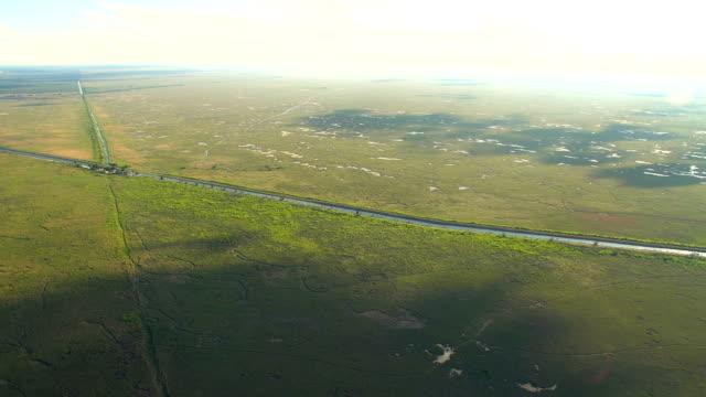 HD: Luftaufnahme des Everglades