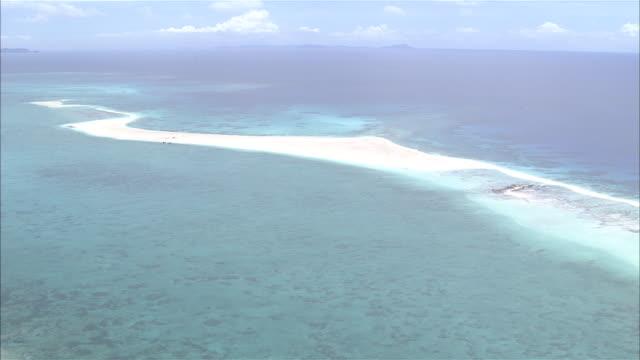 Aerial Shot; Off Kumejma (Kume Island)