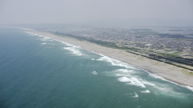 aerial shot over japan - shizuoka prefecture stock videos and b-roll footage