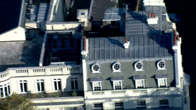 Aerial shots Clarence House the London residence of the Prince of Wales Prince William Kate Middleton Engagement on November 16 2010 in London England