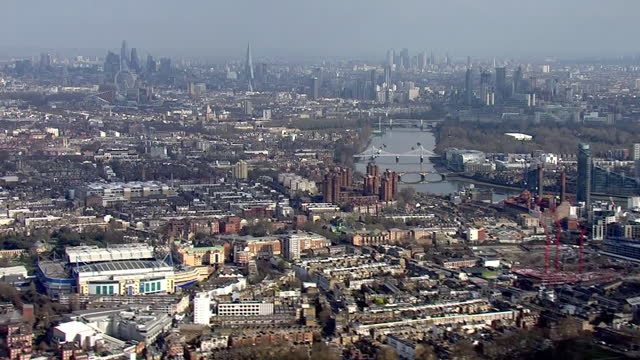 GBR: London Aerials