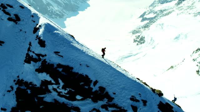 Aerial Switzerland Jungfraujoch Sphinx Observatory Grindelwald mountain Alps