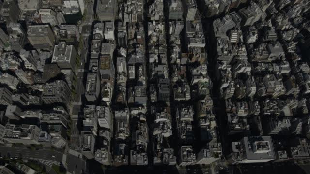 aerial track over tokyo, japan. - skyscraper stock videos & royalty-free footage