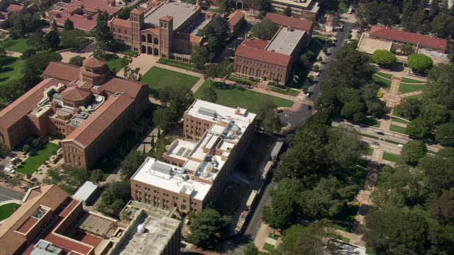 Aerial HA TS CU ZI University of California / Los Angeles, United States