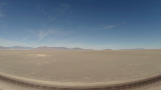 aerial utah salt flats - salt flat stock videos & royalty-free footage