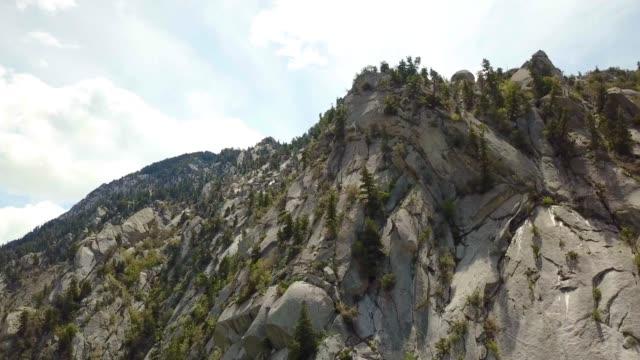 空撮グランドキャニオン見下ろす谷 - 地形点の映像素材/bロール