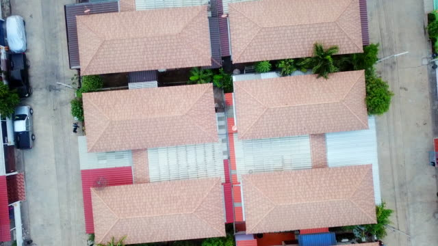 aerial view home village - santa clarita stock videos & royalty-free footage