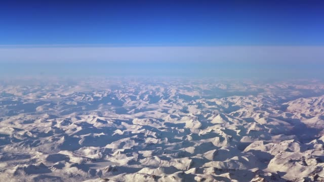 aerial view in iceland - hitting stock videos & royalty-free footage