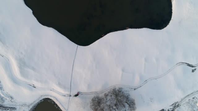 flygvy över en sjö - remus kotsell bildbanksvideor och videomaterial från bakom kulisserna
