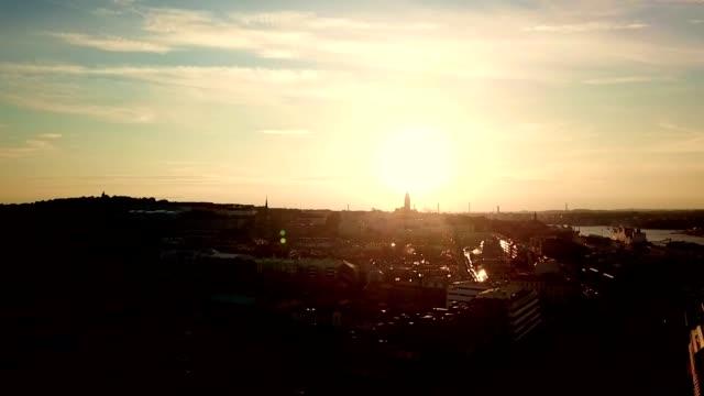 Aerial View of Gothenburg - Sweden